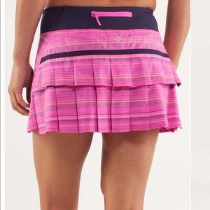 Lululemon Pace Setter Skirt Size 6